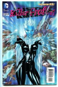 Justice League Of America-#7.2-Killer Frost-#1-3-D Variant-New 52-2nd Print-NM