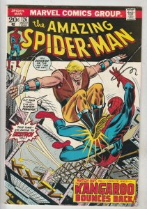 Amazing Spider-Man #126 (Nov-73) NM- High-Grade Spider-Man