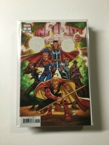 Infinity Wars 2 Variant Near Mint Marvel HPA