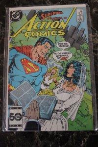 Action Comics #567 (DC, 1985) Condition: VF/NM