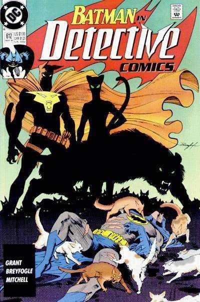 Detective Comics (1937 series) #612, VF- (Stock photo)