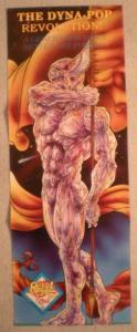 REBEL STUDIOS Promo poster, Tim Vigil, 2003, Unused, more in our store