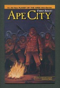 Ape City #1  /  9.0 VFN/NM  / August 1990