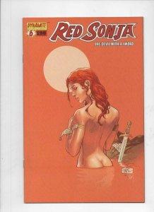 RED SONJA #6, VF/NM, She-Devil, Sword, Skinny Dip, 2005, more RS in store