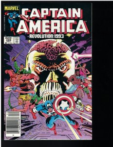 Captain America #288 (Marvel, 1983)