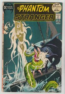 Phantom Stranger, The #18 (Apr-72) VF+ High-Grade The Phantom Stranger
