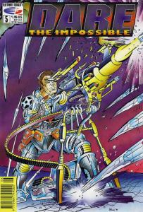 Dare the Impossible #5 VF/NM; Fleetway Quality   save on shipping - details insi