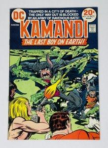 KAMANDI, THE LAST BOY ON EARTH #10 FN/VF