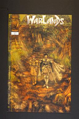 Warlands # 9 August 2000 Image Comics