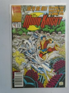 Marc Spector Moon Knight Special Edition #1 6.0 FN (1992)