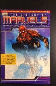 The History of Marvels Comics #1 (2000)