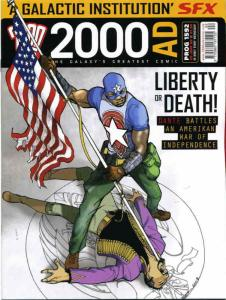 2000 A.D. #1592 VF/NM; Fleetway Quality | save on shipping - details inside