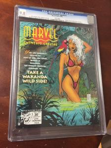 Marvel Swimsuit Special 1 Cgc 9.8 Very Rare.... White Pages