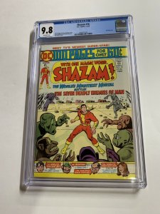 Shazam 16 Cgc 9.8 Ow Pages Dc Comics Bronze Age 100 Pages Rare!