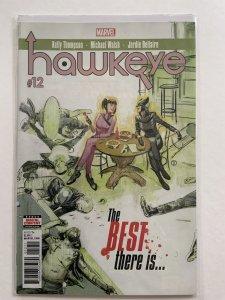 Hawkeye #12 (2018)