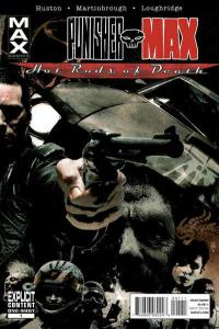 Punishermax Hot Rods of Death #1, VF+ (Stock photo)