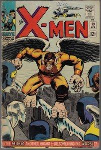 X-men #19 (Marvel, 1966)