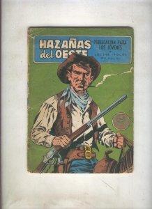 Hazañas del Oeste numero 173: Oro verde (Cesar)