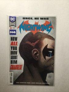 Nightwing 50 Near Mint Nm Dc Comics