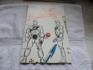 1990 ECLIPSE COMICS ZOT! # 31