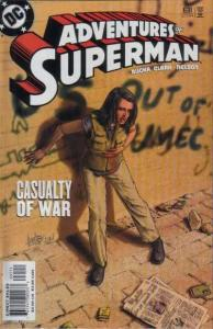 Adventures of Superman (1987 series) #631, NM (Stock photo)