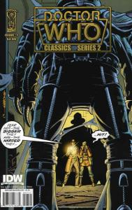 Doctor Who Classic Series 2 #7 FN; IDW | save on shipping - details inside