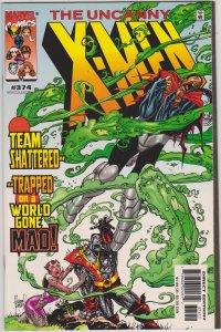 Uncanny X-Men #374