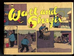 Walt And Skeezix 1921-1926-Frank O. King-Hardcover