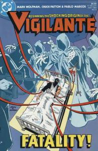 Vigilante, The #6 VF/NM; DC | save on shipping - details inside