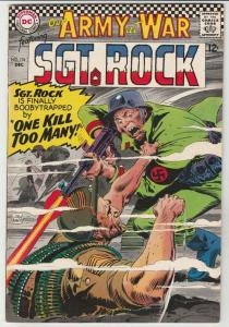 Our Army at War #174 (Dec-66) NM- High-Grade Easy Company, Sgt. Rock