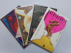 Breathtaker (1990) #1-4 Set - 6.0 - 1990