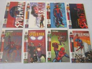 Spider-Man #2-20 17 Different Books 8.0 VF (1997-1998)