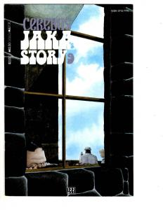 3 Cerebus Jaka's Story Aardvark-Vanaheim Comic Books # 9 10 21 (122 123 134) WM5