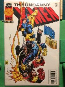 The Uncanny X-Men #339