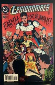 Legionnaires #12 (1994)