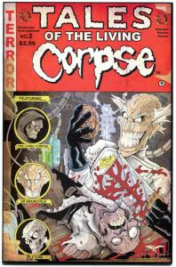 Tales of the LIVING CORPSE 2, VF/NM, Zenescope, 2008,more Indies in store