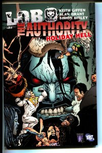 LOBO/Authority: Holiday Hell-Keith Giffen-TPB-trade
