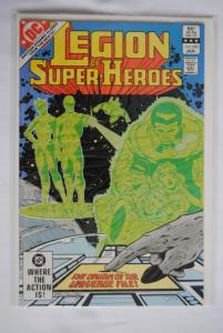 Legion of Super-Heroes 295