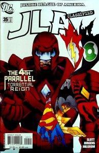 JLA: Classified #35 (2007)