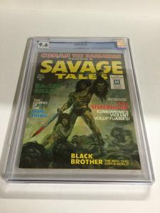 Savage Tales 1 CGC 9.6 OW/W First Appearance Of Man-Thing Marvel Comics