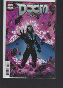 Doom 2099 #1 Variant