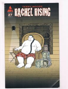 Terry Moore Rachel Rising # 27 FN/VF 1st Print Abstract Studio Comic Book S63