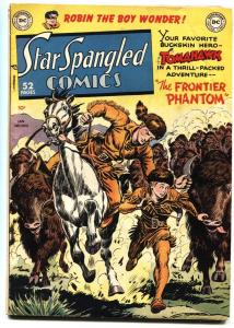 Star Spangled Comics #100 1950- Robin- Bat-Hound tryout issue