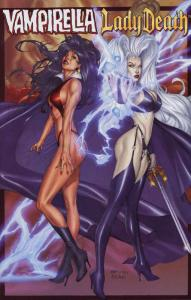 VAMPIRELLA LADY DEATH (1999 HARRIS) 1