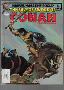 Savage Sword of Conan #85 (Marvel, 1983)