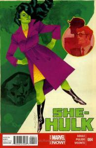 She-Hulk (3rd Series) #4 VF/NM; Marvel   save on shipping - details inside