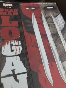 Marvel Logan Dead Man #6 Mint Hot