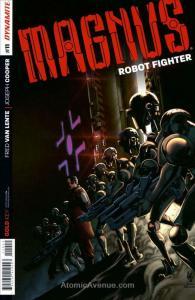 Magnus Robot Fighter (Dynamite Vol. 1) #11A VF; Dynamite | save on shipping - de