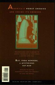Batman: Dark Allegiances - NM - Howard Chaykin