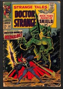 Strange Tales #162 (1967)